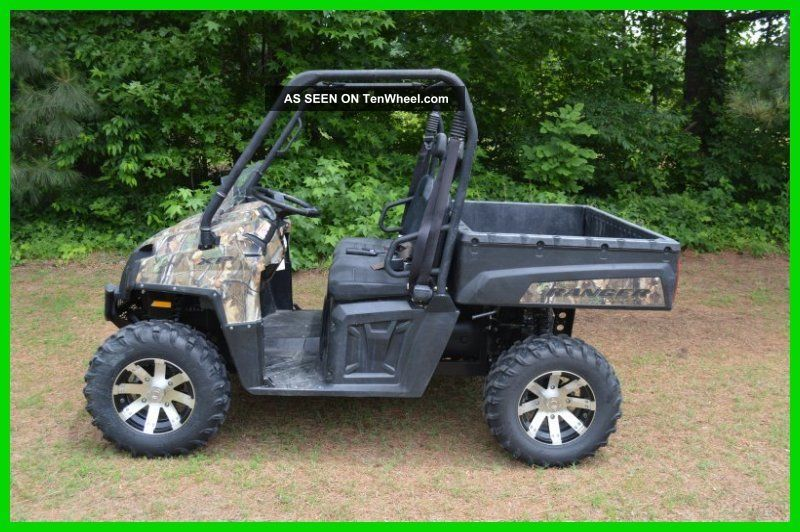 2011 Polaris Ranger™ Polaris photo