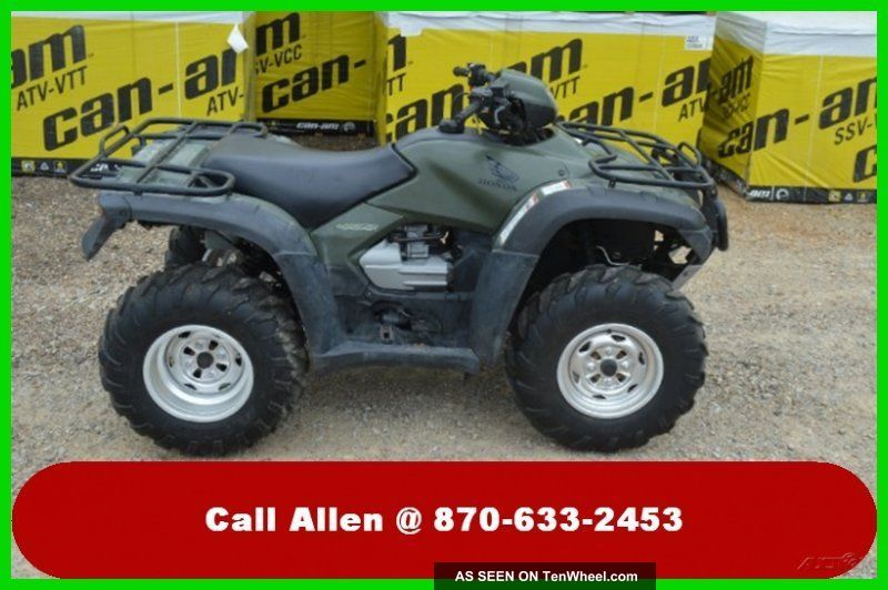 2005 Honda Fourtrax Foreman® Honda photo