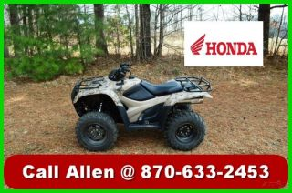 2007 Honda Fourtrax Rancher™ photo