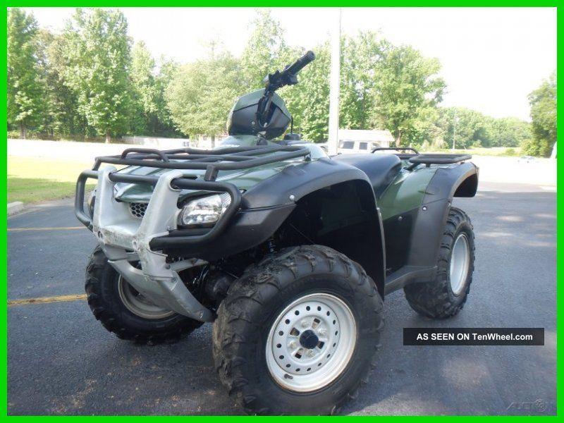 2011 Honda Fourtrax Foreman® Honda photo