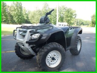 2011 Honda Fourtrax Foreman® photo