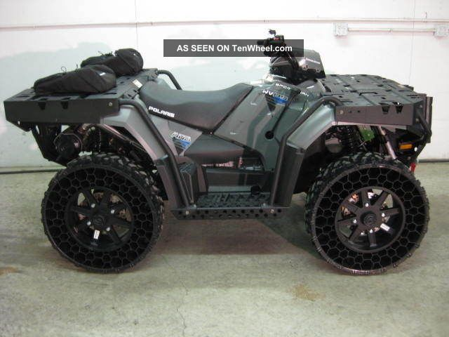 2014 Polaris Sportsman Wv 850 Efi 4x4 Eps Polaris photo