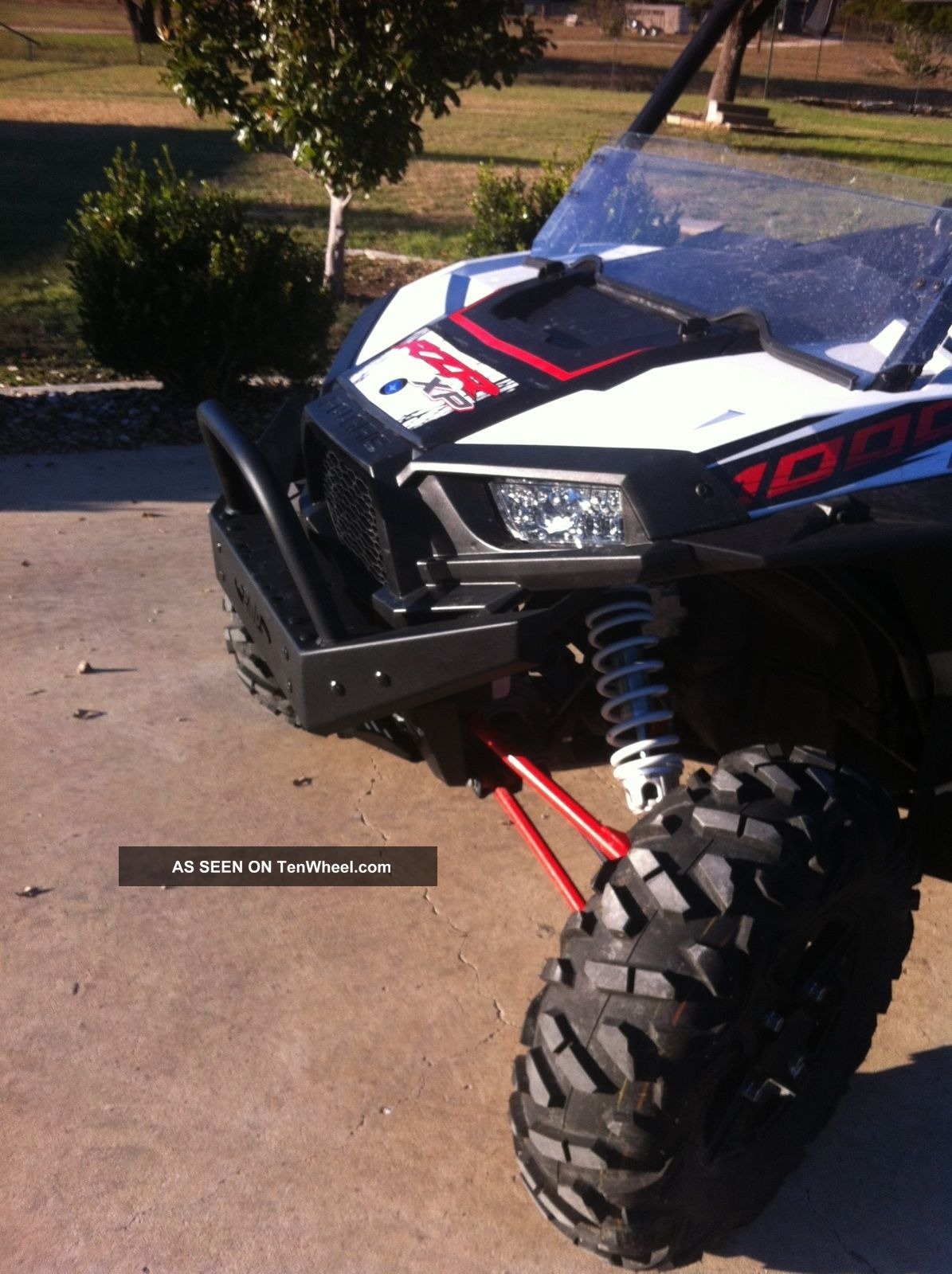 2014 Polaris Rzr UTVs photo