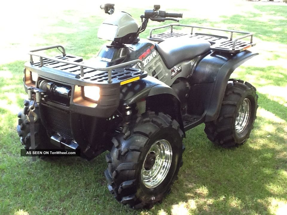2002 Polaris Sportsman 700 Polaris photo