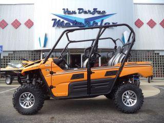 2014 Kawasaki Teryx 4 800 Eps Dealer Demo photo