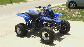 2002 Yamaha Banshee photo