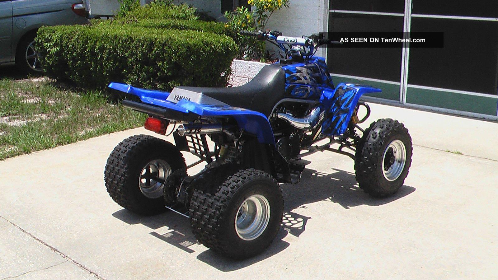 2002 Yamaha Banshee