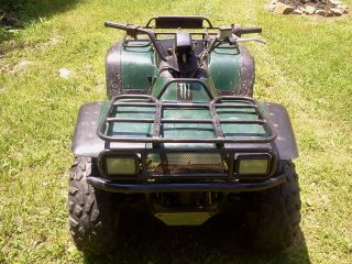 2001 Arctic Cat 4x4 photo