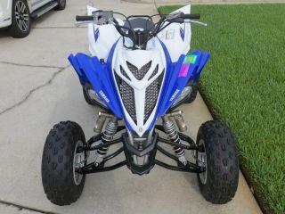 2013 Yamaha Raptor 700r photo