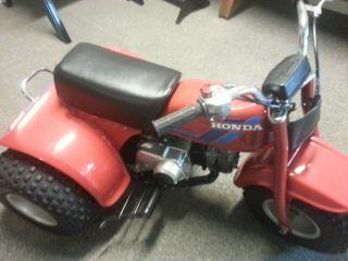 1987 Honda Atc photo