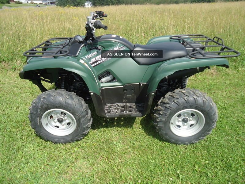 2014 yamaha grizzly comparison autos post for 2014 yamaha grizzly 700 exhaust