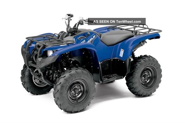 2014 yamaha grizzly 700 for What year is my yamaha atv
