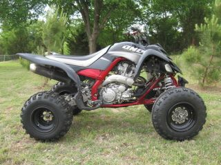 2007 Yamaha Raptor 700r photo
