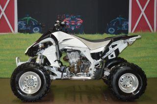 2008 Kawasaki Kfx photo