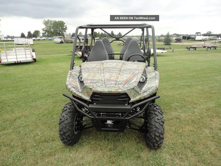 2013 Kawasaki Teryx 4 UTVs photo