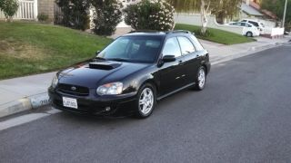 2004 Subaru Wrx Wagon photo