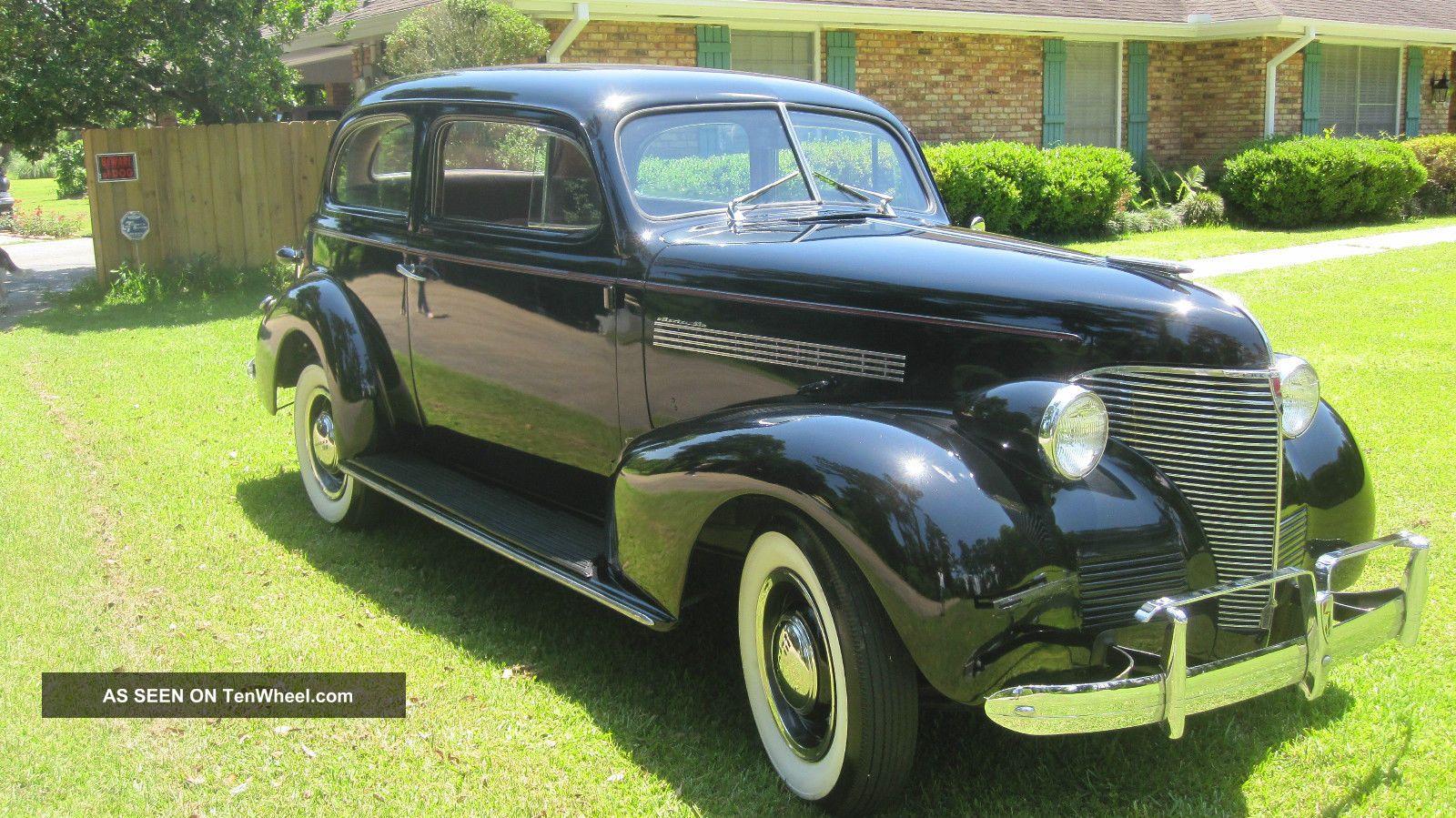 1939 chevy sedan 2dr master 85 for 1939 chevy 4 door sedan