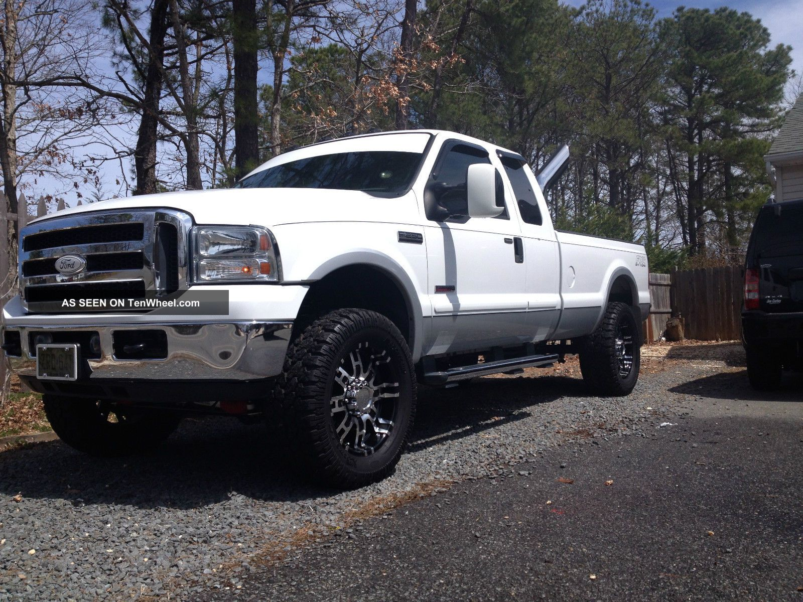 2005 ford f 250 diesel 4x4 tons of upgrades. Black Bedroom Furniture Sets. Home Design Ideas