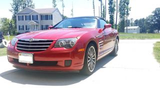 2006 Chrysler Crossfire Roadster photo