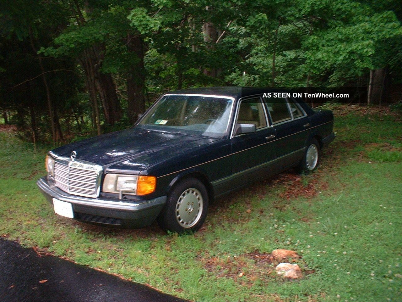 1988 mercedes benz 420 sel mercedes mechanic replaced engine for 1988 mercedes benz 420sel
