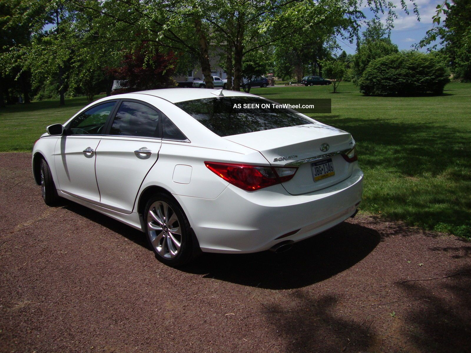 2012 hyundai sonata 2 0t sedan 4 door. Black Bedroom Furniture Sets. Home Design Ideas