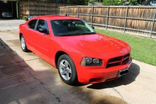 2009 Dodge Charger Se Sedan 4 - Door 2.  7l photo