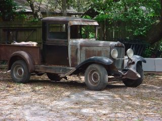1932 Chevy Pick Up Very photo