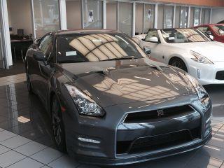 2014 Nissan Gt - R Premium Coupe 2 - Door 3.  8l Michael Kober For Details photo