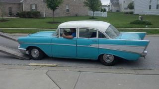 1957 Chevrolet Chevy Bel Air Car photo