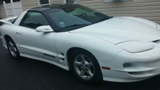 1999 Pontiac Firebird Trans Am Coupe 2 - Door 5.  7l photo