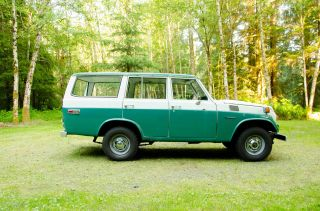 1975 Toyota Fj55 Land Cruiser Base Sport Utility 4 - Door 4.  2l photo