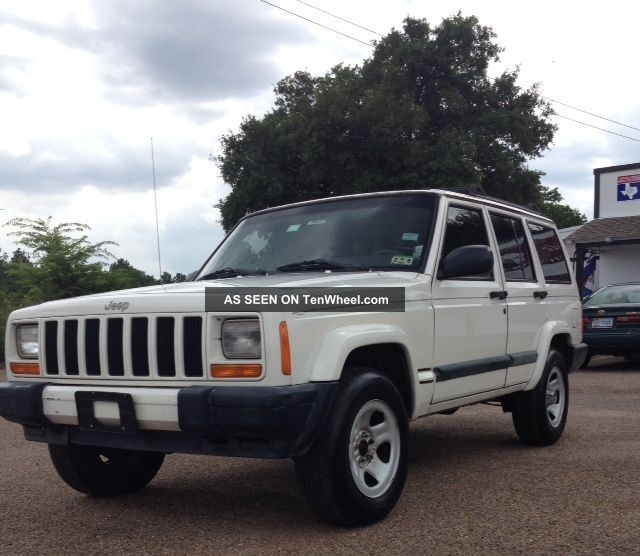 2001 Jeep Cherokee Sport - Cherokee photo