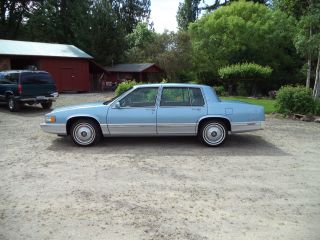 1992 Cadillac Sedan Deville 4dr.  Rust,  Adult Owned.  Very, photo