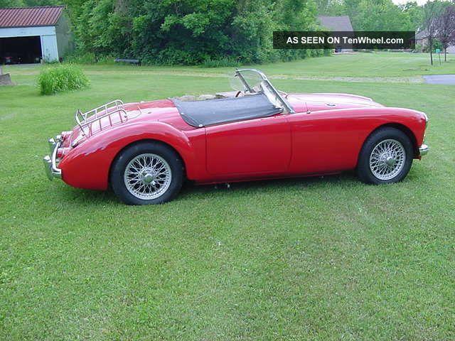 1962 Mga 1600 Mkii MGA photo