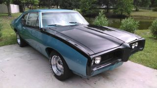 1968 Pontiac Tempest Custom 4.  1l photo