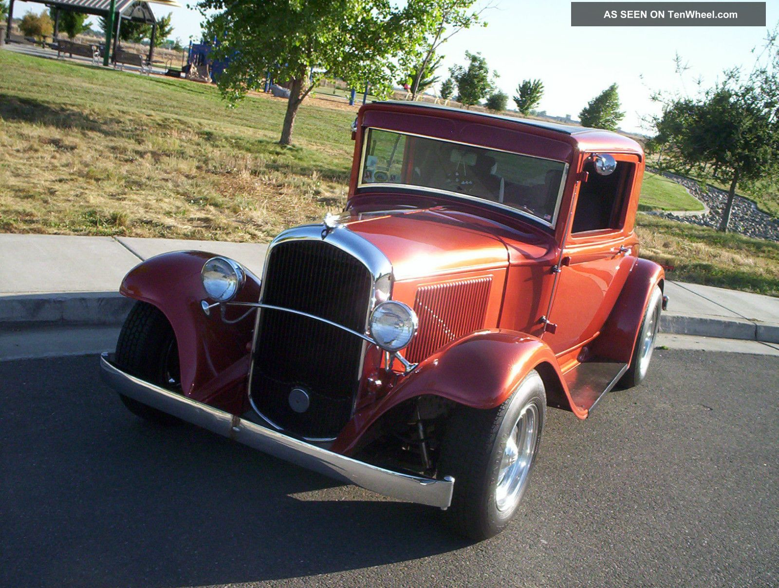 Rare 1932 Plymouth 3 Window Coupe Other photo
