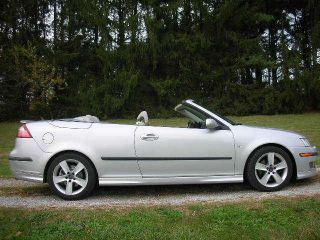 2006 Saab 9 - 3 Aero Convertible 2.  8l Turbo 6 - Speed photo