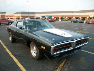 1972 Dodge Charger Special Edition Hardtop 2 - Door R / T Clone photo