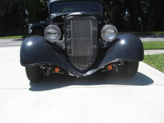 Street Rod 1933 Ford 3 - Window Coupe photo