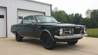 1964 Plymouth Barracuda photo