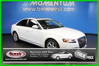 2009 2.  0t Premium Turbo 2l I4 16v Automatic Quattro Awd Sedan Premium photo