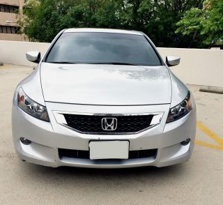 2008 Honda Accord Ex V6 Coupe photo
