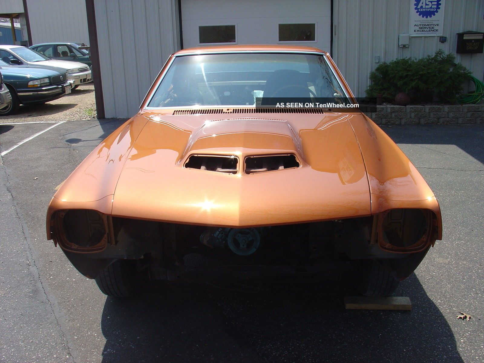 1970 Amc Amx - California Amx AMC photo