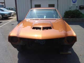 1970 Amc Amx - California Amx photo
