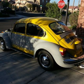 Rare 1974 Vw Beetle Rally Sport 1331 photo