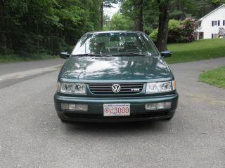 1997 Volkswagen Tdi Diesel 4 Door 5 Speed Overdrive photo