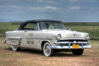 1953 Ford Sunliner Pace Car Convertible photo