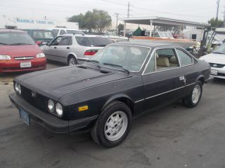 1981 Lancia Beta Coupe, photo