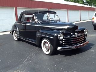 1948 Ford Convertible photo