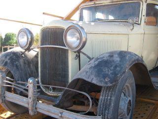 32 Ford 1932 Sedan,  V8 Engine Rat Rod photo